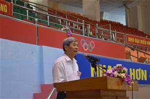 Hội thao Công ty Đại Dương 2014