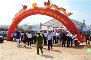 Lễ khởi công dự án cải tạo, nâng cấp QL 18 đoạn TP Uông Bí - Hạ Long